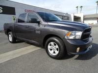 Options:  2016 Ram 1500. This 2016 Ram 1500 Comes With