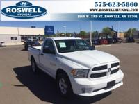 2016 Ram 1500. Unadulterated exhilaration. Well cared