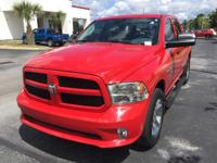This outstanding example of a 2016 Ram 1500 Express 4x4