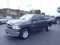 CARFAX One-Owner. 2016 Ram 1500 Gray One Owner, Fresh