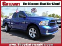 Recent Arrival! CARFAX One-Owner. Clean CARFAX.Blue