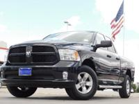 2016 Ram 1500 Brilliant Black Crystal Pearlcoat 8-Speed