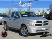 4WD, TOWING PACKAGE, BACKUP CAMERA! This great 2016 Ram
