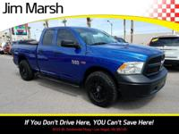Introducing the 2016 Ram 1500! Comfortable and safe in