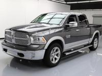 This awesome 2016 Dodge Ram 1500 Diesel comes loaded