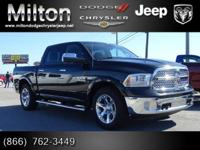 Introducing the 2016 Ram 1500! Comprehensive style