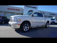 Get ready to go for a ride in this 2016 RAM 1500