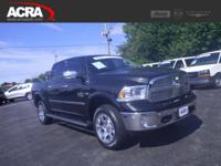 2016 Ram 1500, key features include: a Navigation