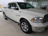 Land a steal on this 2016 Ram 1500 Laramie while we
