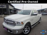 CARFAX One-Owner. Certified. *RAM CERTIFIED*, *ONE