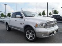 Introducing the 2016 Ram 1500! This vehicle stands out