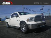 Used Ram 1500, options include:  Keyless Start,