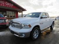 Options:  2016 Ram 1500 Navigation! Moonroof! Alpine