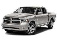 Introducing the 2016 Ram 1500! Everything you need in a
