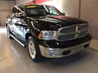 WAS $46,000, FUEL EFFICIENT 21 MPG Hwy/15 MPG City! Ram