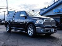 One Owner Clean Carfax 4x4 EcoDiesel Truck!  Options: