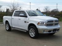 CARFAX 1-Owner! This 2016 Ram 1500 Longhorn, has a