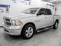 Purchase this durable bright silver 2016 Ram 1500 Lone