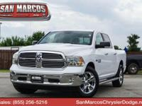 Scores 22 Highway MPG and 15 City MPG! This Ram 1500