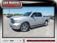 Options:  2016 Ram 1500 Lone Star|Bright Silver