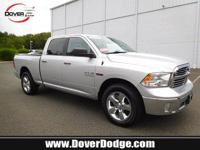 '16 Ram 1500 Crew Lone Star Eco Diesel. Serviced and