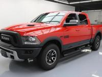 2016 Dodge Ram 1500 with Luxury Group,Remote Start &