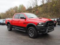 2016 Ram 1500 Rebel New Price! Certified. CARFAX