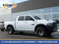 Check out this 2016 Ram 1500 Rebel. Its Automatic