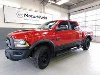 Certified. Flame Red Clearcoat 4WD 8-Speed Automatic