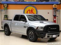 This Carfax 1-Owner non-smoker 2016 Ram 1500 Rebel is