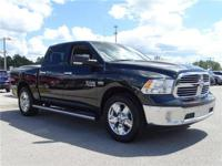 Introducing the 2016 Ram 1500! It comes equipped with