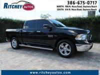 LOW MILEAGE 2016 RAM 1500 SLT 2WD CREW CAB**CLEAN CAR