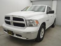 Superb Condition, CARFAX 1-Owner. Bright White