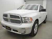 CARFAX 1-Owner, Superb Condition. Bright White