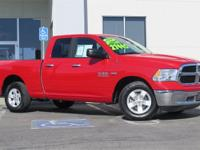 4D Quad Cab, HEMI 5.7L V8 Multi Displacement VVT,