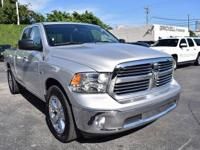 One-Owner Crew Cab Work Horse!. Ram 1500 SLT, 4D Quad
