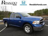 2016 Ram 1500 Blue   CARFAX One-Owner.    Proudly
