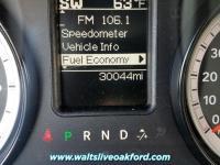 Clean CARFAX. 2016 Ram 1500 SLT 3.6L V6 24V VVT White
