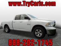 2016 Ram 1500 Quad Cab with Alloy Wheels, Automatic