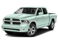 Introducing the 2016 Ram 1500! Both practical and