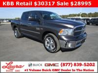Recent Trade! SLT 5.7 V8 Hemi Crew Cab 4x4. Towing