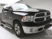 This 2016 Ram 1500 SLT Lonestar Crew Cab 4x4 with only