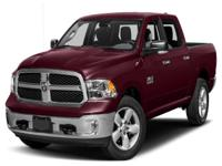 Options:  2016 Ram 1500 Slt|Miles: 27294Color: Red