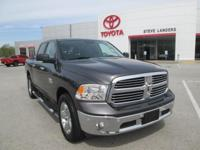 New Price! 2016 Ram 1500 SLT 3.6L V6 24V VVT Gray 26