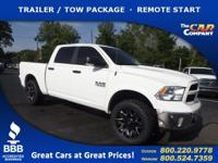 Used 2016 Ram 1500, DESIRABLE FEATURES: REMOTE START,