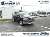 2016 RAM 1500 SLT! Featuring a 5.7L V8 and only 30,546