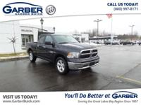 2016 RAM 1500 SLT! Featuring a 5.7L V8 and only 19,997