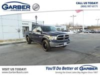 Introducing the 2016 RAM 1500 SLT! Featuring a 5.7L V8
