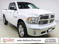2016 Ram 1500 Big Horn in Bright White Clearcoat with