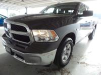 From city streets to back roads, this 2016 Ram 1500 SLT